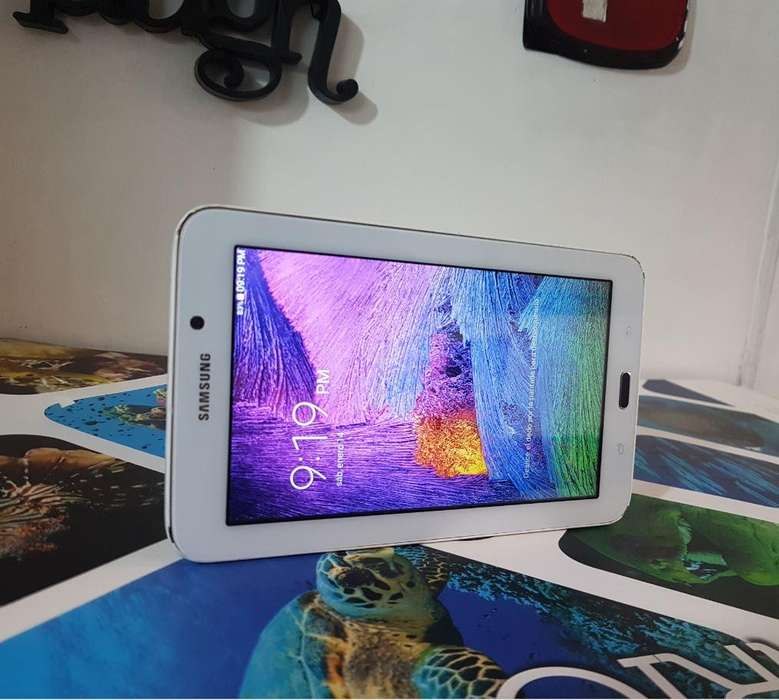 Tablet Samsung Tab e7