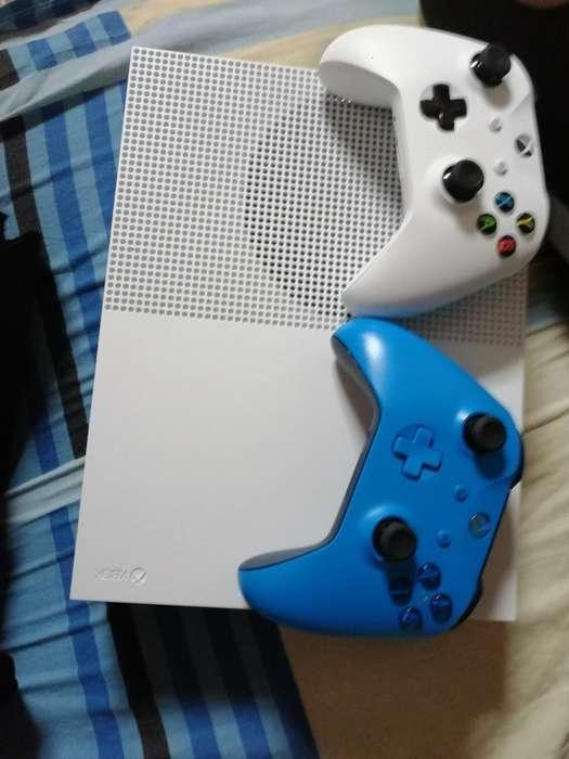 Xbox One S Nuevo!