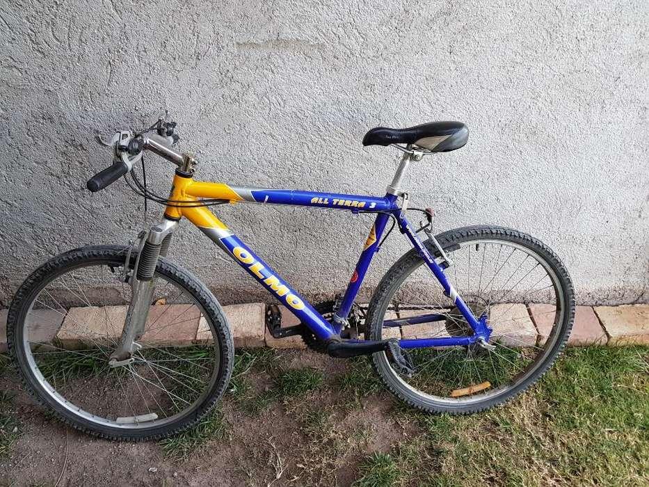 Vendo Bicicleta Olmo en Buen Estado