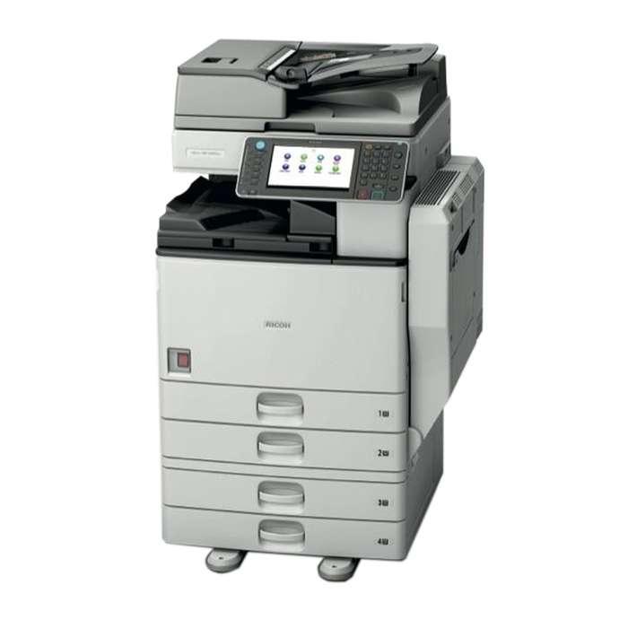 COPIADORA IMPRESOSA Y <strong>escaner</strong> RICOH MP 4002 B/N