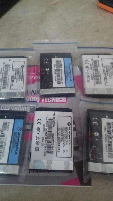 Baterías Nuevas