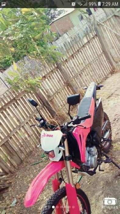 Venta de Moto Axxo 250 Año 2108