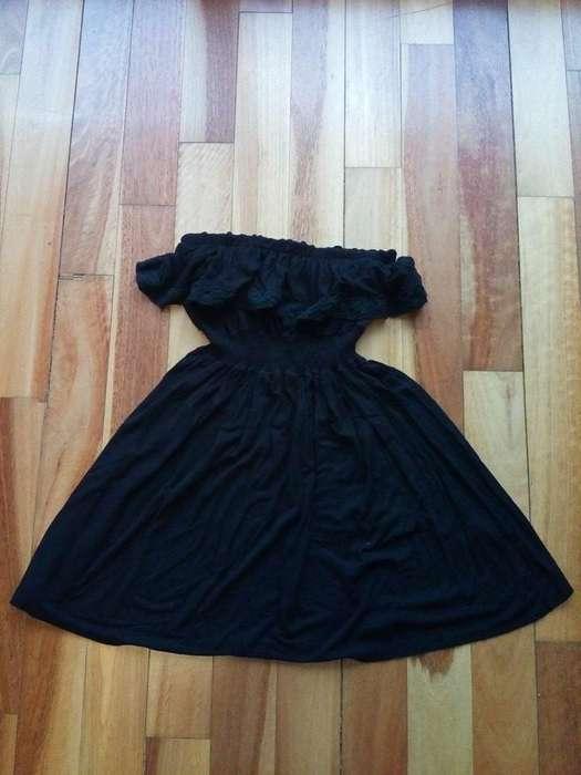 Vestido Strapless Usado