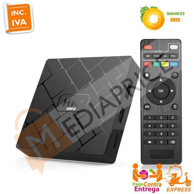 TV Box HK1 Mini 2GB/16GB Android 8.1