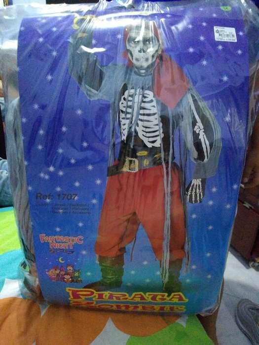 Disfraz Pirata Zombie