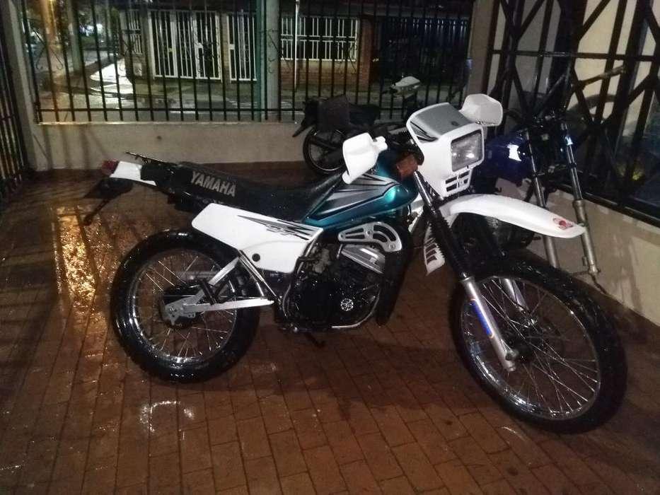 Yamaha Dt 125 Modelo 2004, Full