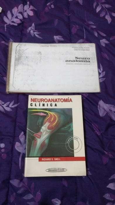 Neuroanatomia sin Uso Exelente Estado