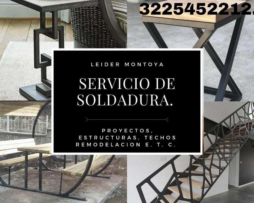 Servicio Soldadura.