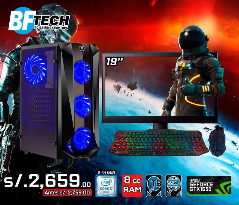 PC GAMING INTEL CORE I7 6TH GEN 27