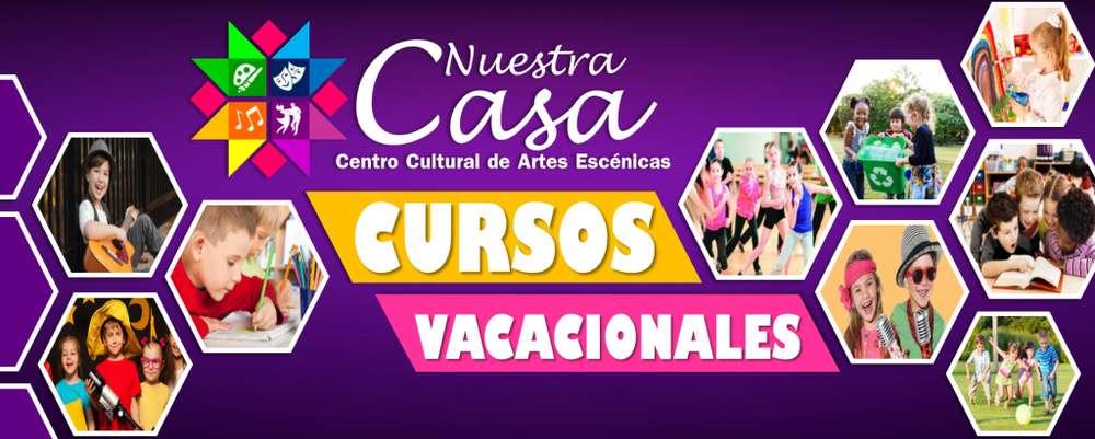 CURSOS VACACIONALES