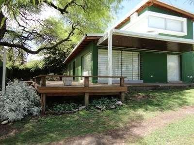 Alquiler Temporal Villa Allende Golf (Frente al Club de Golf)