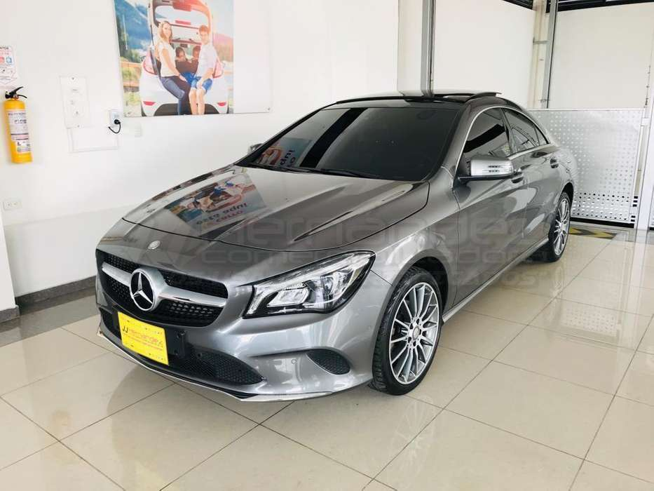 <strong>mercedes-benz</strong> Clase CLA 2017 - 18800 km