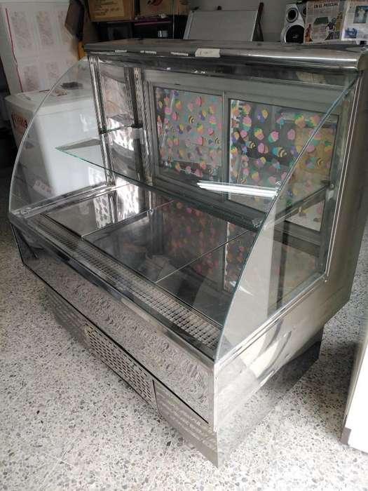 Refrigerador Panorámico para Postres O L