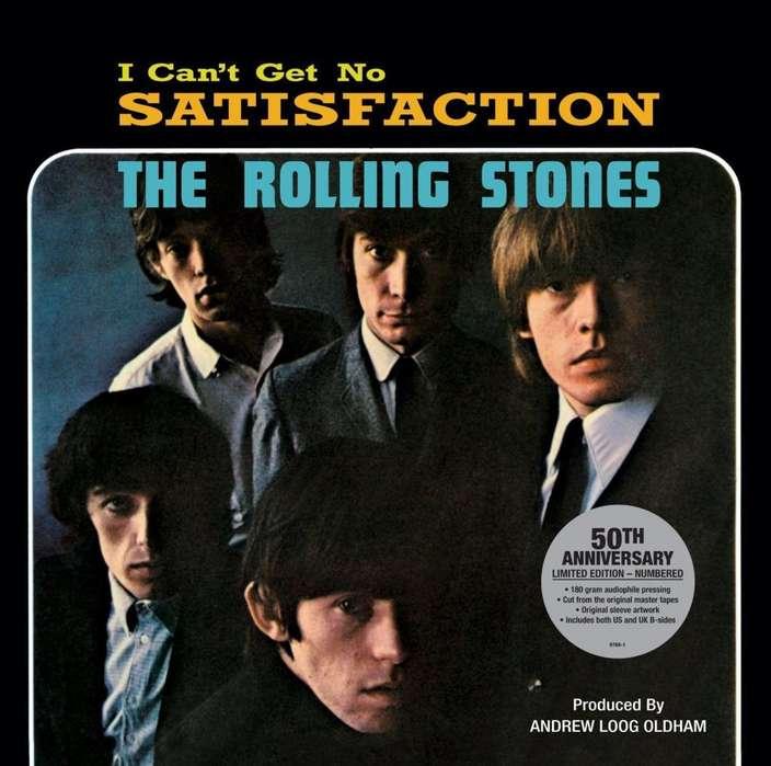 Supersencillo ep Vinilo Satisfaction Rolling Stones