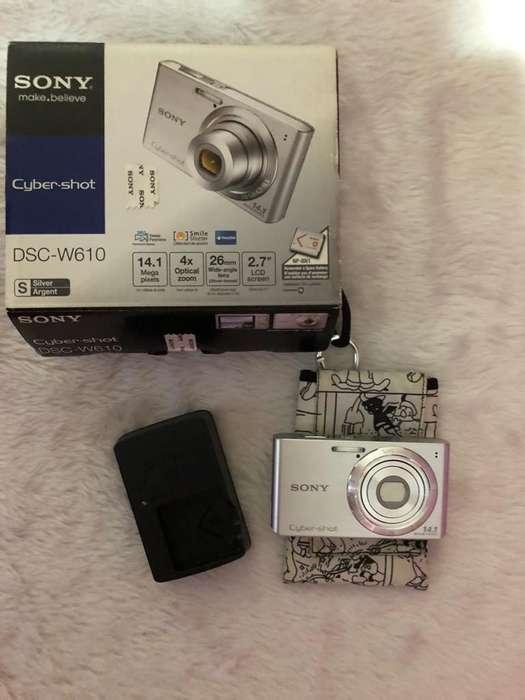 Camara Sony - Cyber Shot