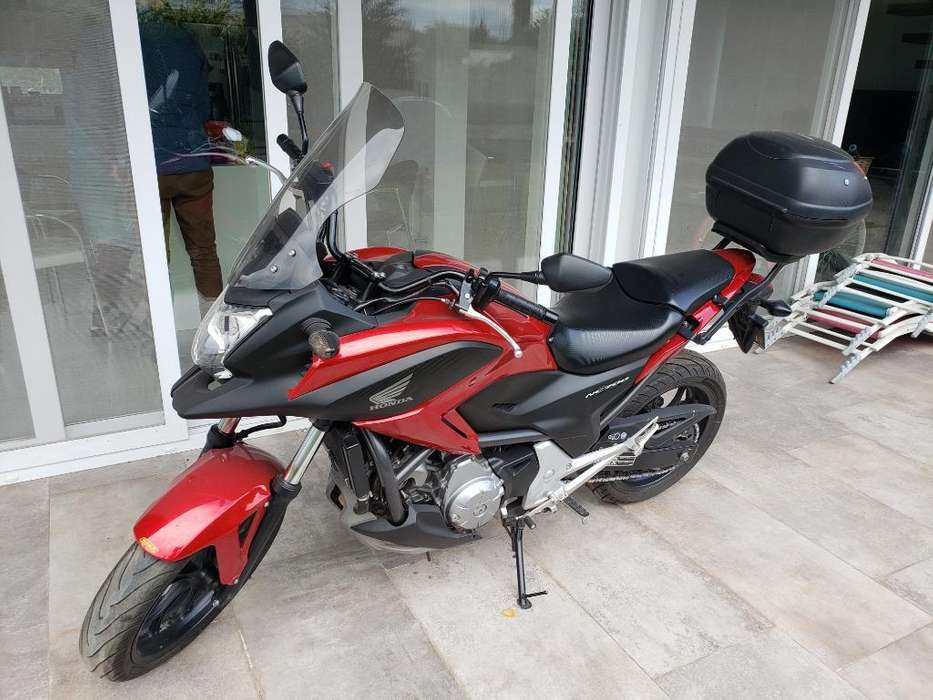 Vendo Honda Nc 700 Impecable