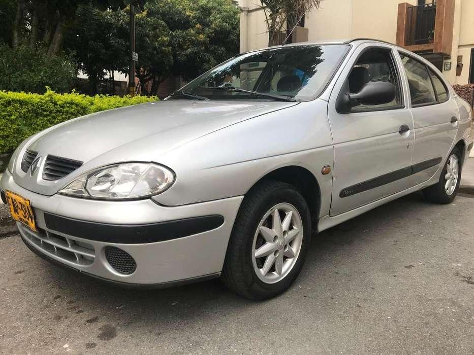 Renault Megane  2004 - 155000 km
