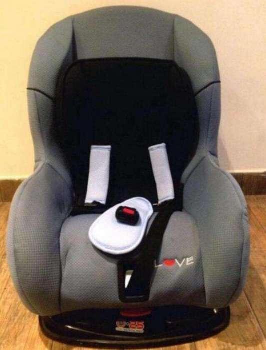Silla Bebe para Auto 0-25 Kl Como Nueva