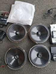 Equipo Sonido Sony