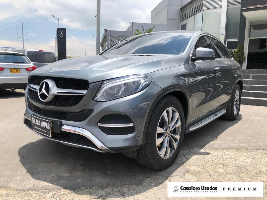 Mercedes Benz Clase GLE350D 4MATIC COUPE 3000cc 2019