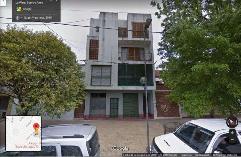Departamento en venta de dos dormitorios en La Plata