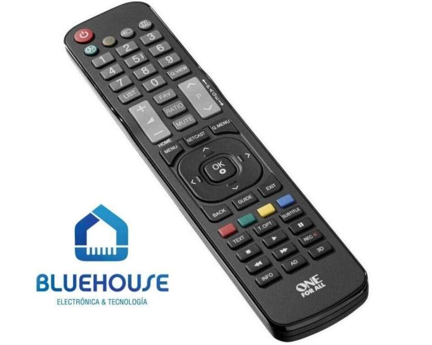 Control Remoto Tv, Lcd, LED, Plasma LG
