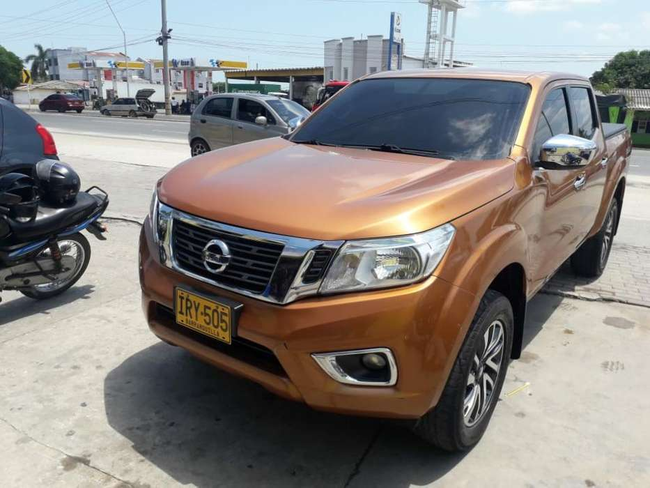Nissan Frontier 2017 - 83000 km