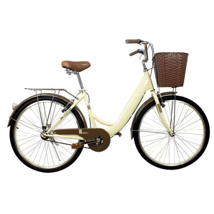 Bicicleta GW dos meses de uso.