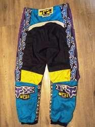 Pantalon enduro cross marca Fox modelo T2
