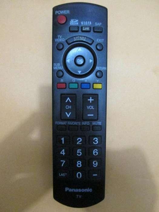 CONTROL REMOTO PANASONIC N2QAYB000221 PARA TV LCD Y <strong>plasma</strong> ORIGINAL