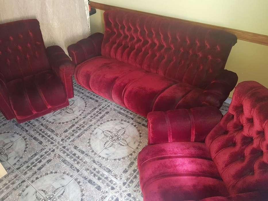 Sofá de Pana