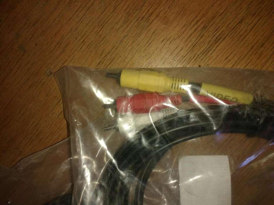 Cables de Audio Y Video Rca