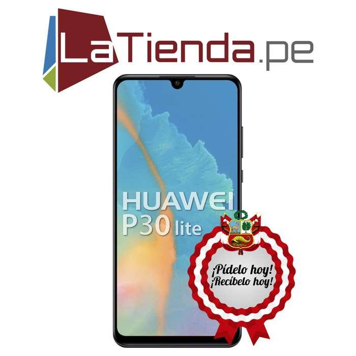 Huawei P30 Lite Delivery en todo Lima