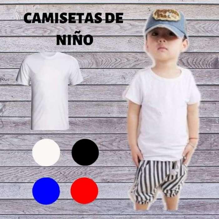 Camisetas de Niño Al X Mayor a 2.99