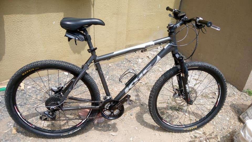 KHS Alite 300 Bicicleta Montañera