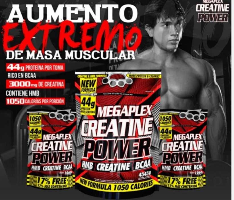 Megaplex creatine power 10 lbs