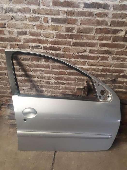Puerta Delantera Derecha Peugeot 206