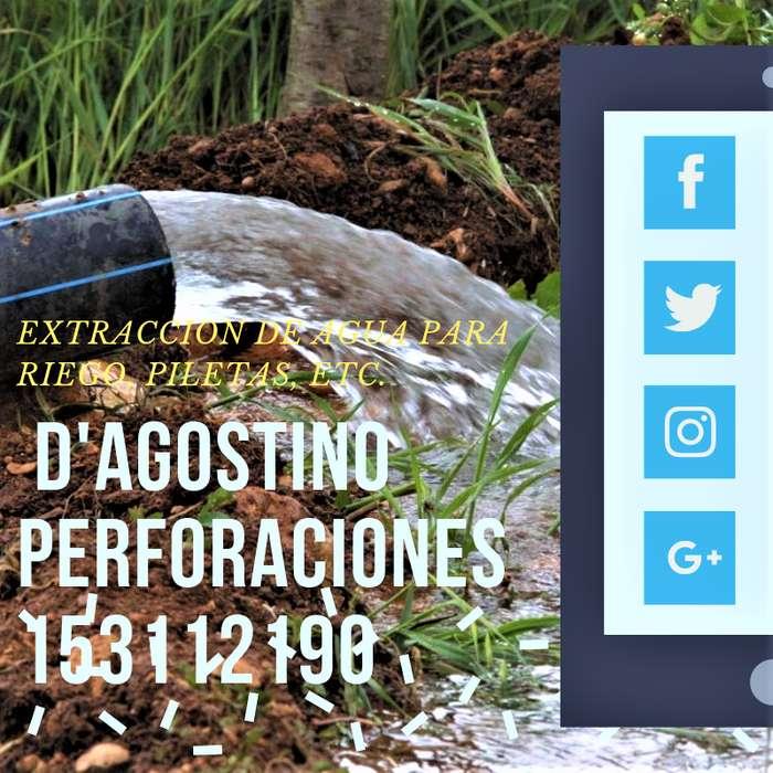 D'AGOSTINO PERFORACIONES 153112190