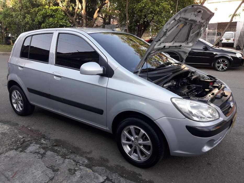 Hyundai Getz  2010 - 110000 km