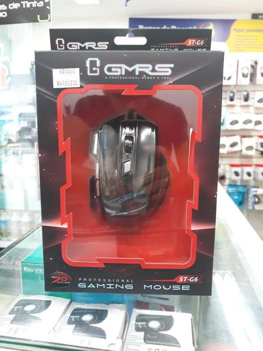 Mouse Gaming St-g6