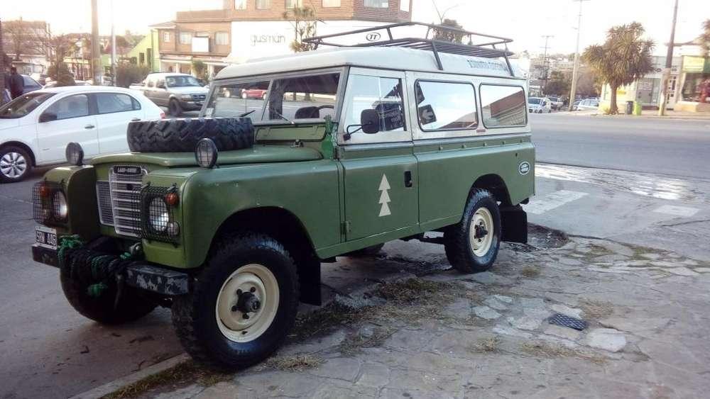 Land Rover Defender 1980 - 100000 km