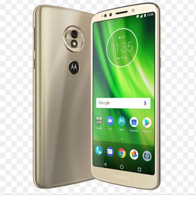 Se Vende Celular Motorola G6 Play