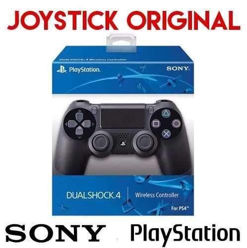 JOYSTICK PS4 ORIGINAL ***PATAGONIA OFFFICE*** Nuevo caja cerrada