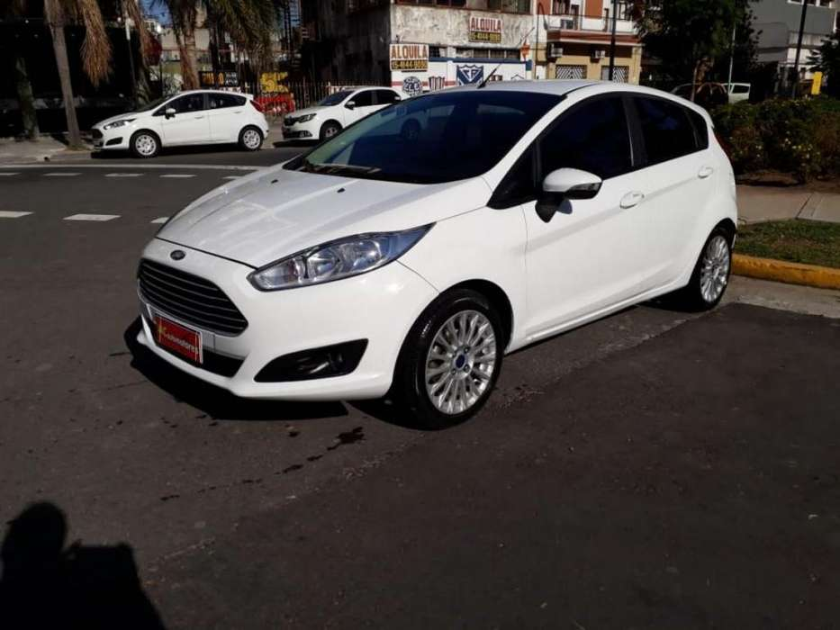Ford Fiesta Kinetic 2017 - 12000 km