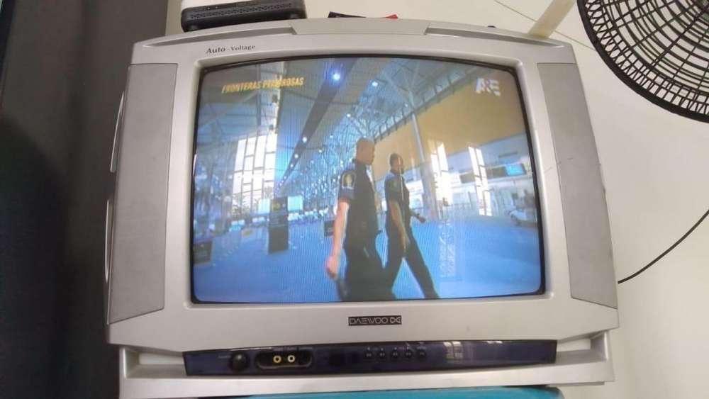 VENDO TV DAEWOO EN PERFECTO ESTADO 160.000