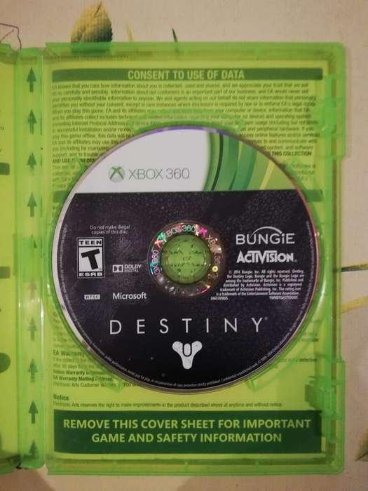 Juego de Xbox 360 Original