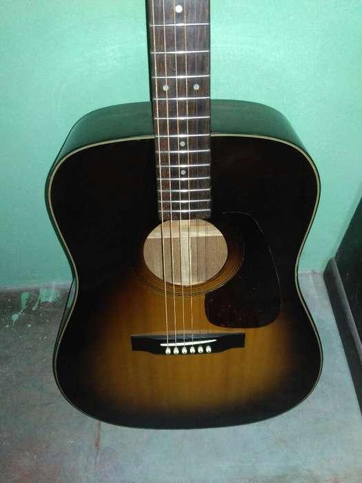 <strong>guitarra</strong> Morris Md-508 Japonesa