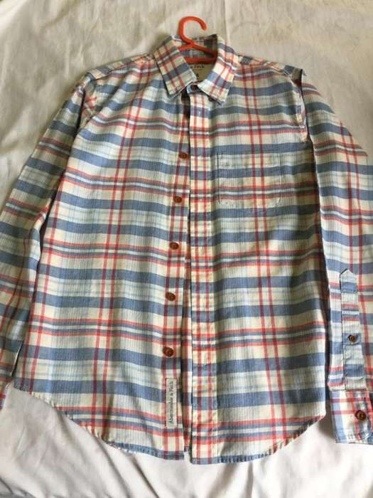 Abercrombie & Fitch Camisas (Originales)