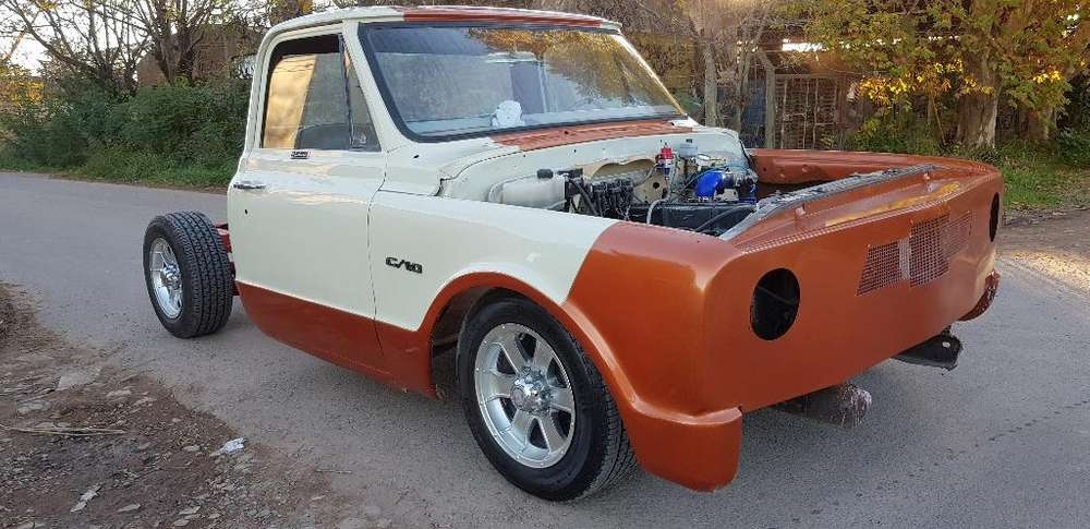 Chevrolet C10 1972 - 0 km