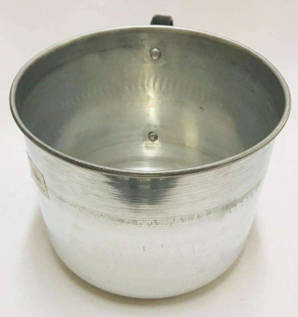 jarro de aluminio